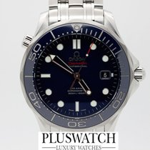 Omega Seamaster 300 Blue Co-Axial Diver New Submariner Blu