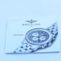 Breitling Anleitung Manual Navitimer 92 2