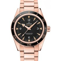 Omega 233.60.41.21.01.001 Seamaster 300 Master Co-Axial 41mm...