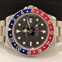 Rolex Gmt Master Bezel Com 5.5 Quilates De Diamantes Extras