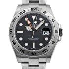 Rolex Oyster Perpetual Explorer II 216570 bk