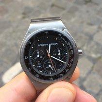 IWC Porsche Design Chrono Chronograph titanio titanium full