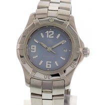 TAG Heuer Ladies Tag Heuer 2000 Exclusive Stainless Steel WN131K