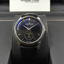 Jaeger-LeCoultre Master Ultra Thin Moon black 39 Stainless...