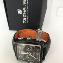 TAG Heuer Monaco Chronograph ACM Black CAW211M