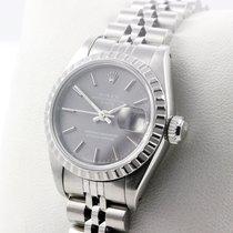 Rolex Lady Date Datejust Edelstahl Damenuhr