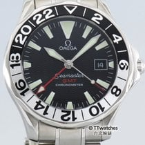 Omega Seamaster 300M GMT 50 years 2234.50 Box Papers