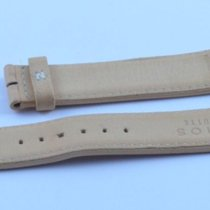 Nomos Glashütte Leder Armband Bracelet 18mm Für Dornschliesse...