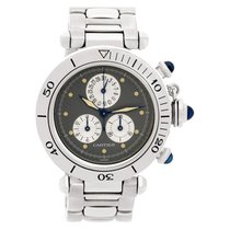 Cartier Pasha Chronograph 1352-1
