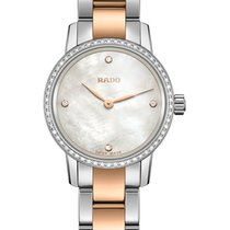 Rado R22892942 Coupole Classic Diamonds 21mm Ladies Watch