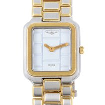 Longines Derêve Women's Gold Plated Stainless Steel Quartz...