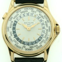 Patek Philippe World Time Ref 5110R 750/18K Gold Box + Papiere