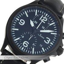 Sinn Fliegerchronograph Stahl 756.7721