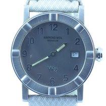 Raymond Weil W1 Herren Uhr Quartz 36mm Stahl/stahl Schöner...
