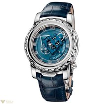 Ulysse Nardin Freak Blue Phantom 18K White Gold Men's Watch