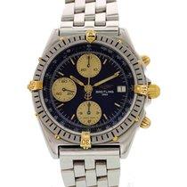 Breitling Men's Breitling Chronomat 18K Yellow Gold &...