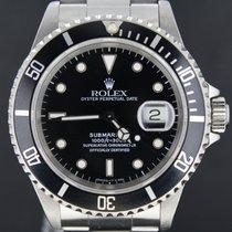 Rolex Submariner Steel Date,40MM Full Set 1994 MINT