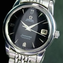 Omega Seamaster Calendar Automatic Date Steel Men Watch &...