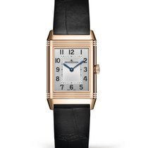 Jaeger-LeCoultre Reverso Classic Small Duetto Pink Gold Watch