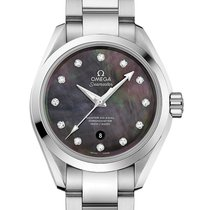 Omega Seamaster Aqua terra  Stainless Steel Ladies watch...