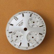 Heuer Vintage Heuer Carrera  Dial For  Manual Wind Valjoux  72...