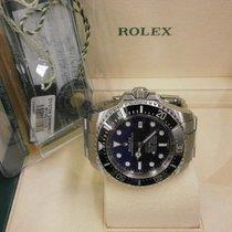 Rolex Deepsea Dweller D-blue 116660 James Cameron 43mm S/s...