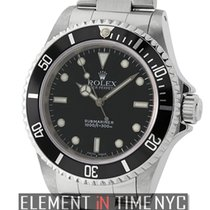 Rolex Submariner No-Date Stainless Steel Y Serial Circa 2002...