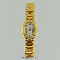 Cartier Baignoire Ladies Mini W15109D8 Pre-Owned