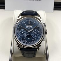 Patek Philippe 5270G-019 White Gold Men Grand Complications...