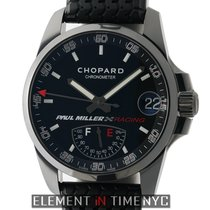 Chopard Mille Miglia GT XL PVD Coated Stainless Steel Paul...