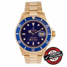 Rolex Oyster Perpetual Submariner Date Ref. 16618 Pre-Owned