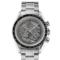 Omega Men's 31130423099002 Speedmaster Apollo Moonwatch