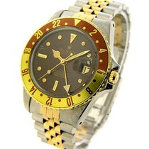 Rolex Used 2 Tone GMT Master 16753