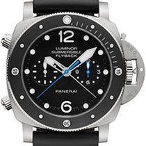 Panerai Luminor Submersible 1950 3 Days Chrono Flyback PAM 615