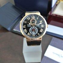 Ulysse Nardin Marine Chronometre Rose Gold