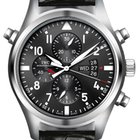 IWC Pilot's Watch Double Chronograph IW377801