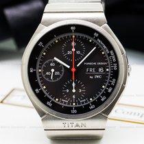 IWC Porsche Design Titan Chronograph Ti / Ti