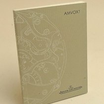 Jaeger-LeCoultre AMVOX1 Manual Info Booklet