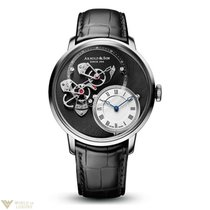 Arnold & Son Instrument Collection DSTB Stainless Steel...