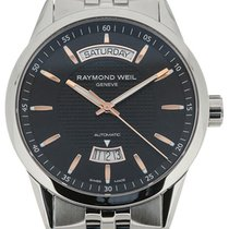 Raymond Weil Freelancer 43 Automatic Steel