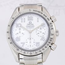 Omega Speedmaster Automatic Perlmutt MOP Dial Lady Luxus