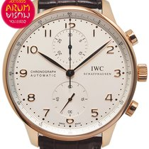 IWC Portuguese Rose Gold