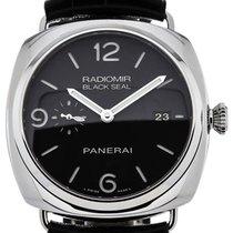 Panerai Radiomir Black Seal 45 Automatic Date