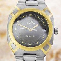 Omega Seamaster Polaris Titanium Swiss Quartz Watch C1988 Scx249