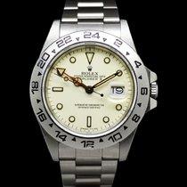 """Rolex Explorer II 16550 Cream """"Pannino"""""""