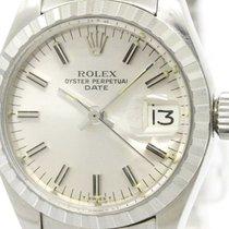 ロレックス (Rolex) Polished Rolex Oyster Perpetual Date 6924 Steel...