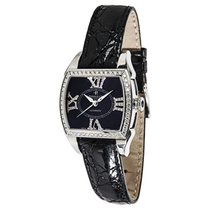 Perrelet Classic A2018 Diamond Ladies Watch in Stainless Steel