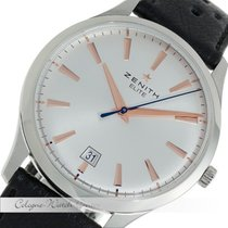 Zenith Elite Central Second Stahl 03.2020.670/01.C498