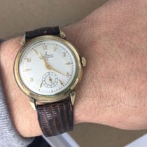 Ulysse Nardin Vintage  10k Gold Fill Mens Watch Manuel Wind...