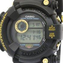 Casio Never Used G-shock Frogman Quartz Mens Watch Dw-8200...